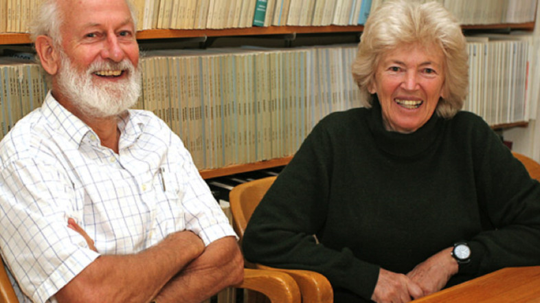 Noted Princeton husband-and-wife team wins Kyoto Prize